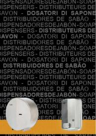 Nofer Dispensadores de Sabão e Papel